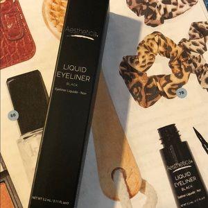 Aesthetica Liquid Eyeliner NIB Black